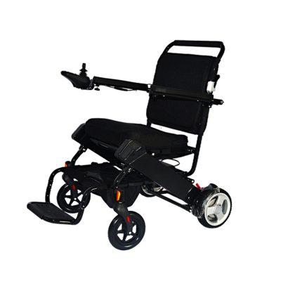 Black Electric Wheelchair