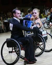 Class teaches wheelchair dance