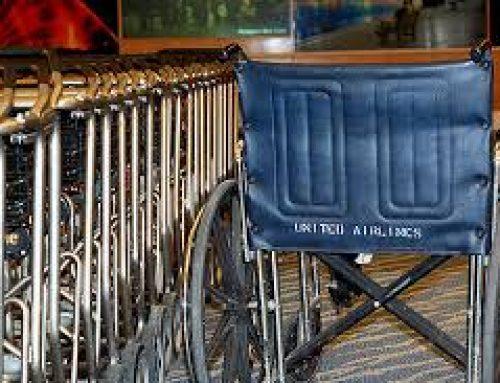 Disabled Veterans Sue Transportation Department Over Broken Wheelchairs