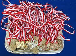 Nonogenarian Earns Multiple Medals At Veterans Wheelchair Games